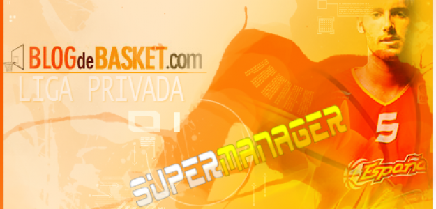Liga supermanager olímpico 'Blog de Basket'