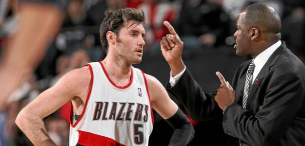 Rudy disputó tres temporadas en Portland y media en Denver. Foto: nba.com