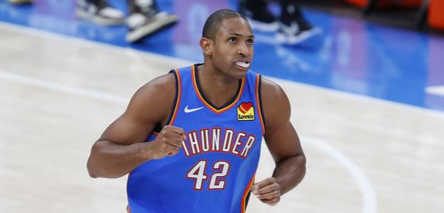 Al Horford, rumores NBA posibles fichajes. Foto: gettyimages