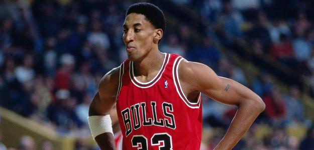 A Scottie Pippen no le está gustando nada The Last Dance.
