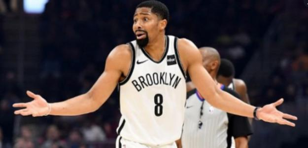 Spencer Dinwiddie, jugador de Brooklyn Nets.