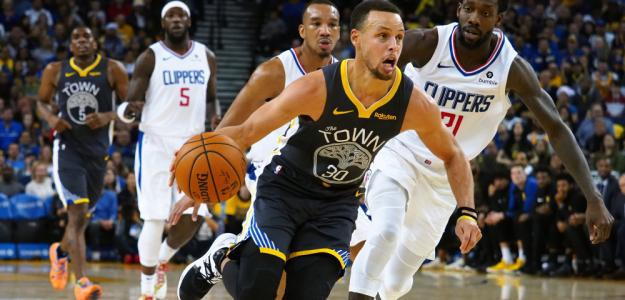 Warriors y Clippers