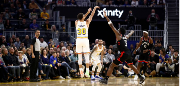 Stephen Curry, valoración del retorno. Foto: gettyimages