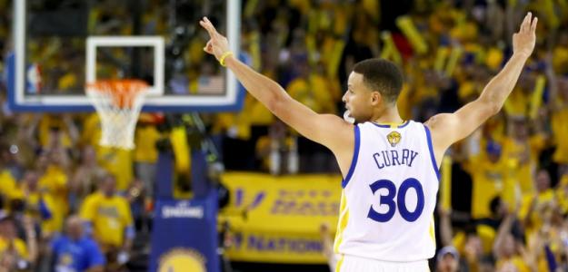 Stephen Curry, jugador de Golden State Warriors.
