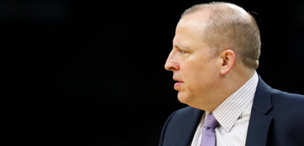 Tom Thibodeau, rumores próximo equipo NBA. Foto: gettyimages