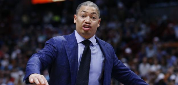 Tyronn Lue, actual entrenador asistente en Los Angeles Clippers.