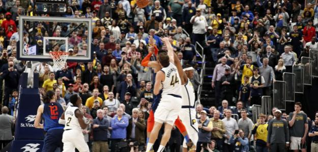 Thunder y Pacers