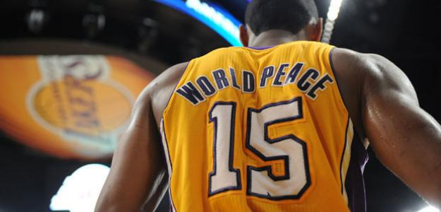 Metta World Peace / Nba.com