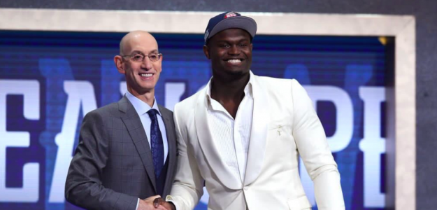 Zion Williamson, número 1 del Draft.