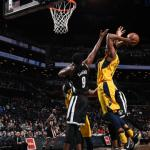 Nets y Pacers