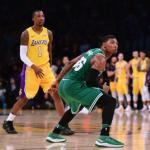 Lakers y Celtics