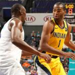 Pacers y Hornets